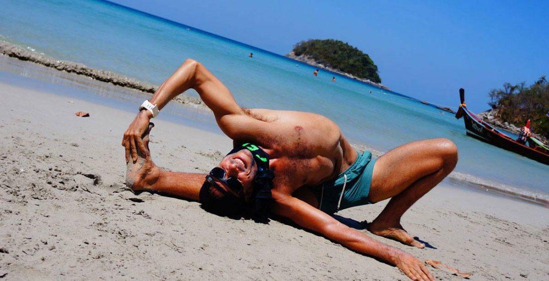 Eco Yoga David Yogasana Article