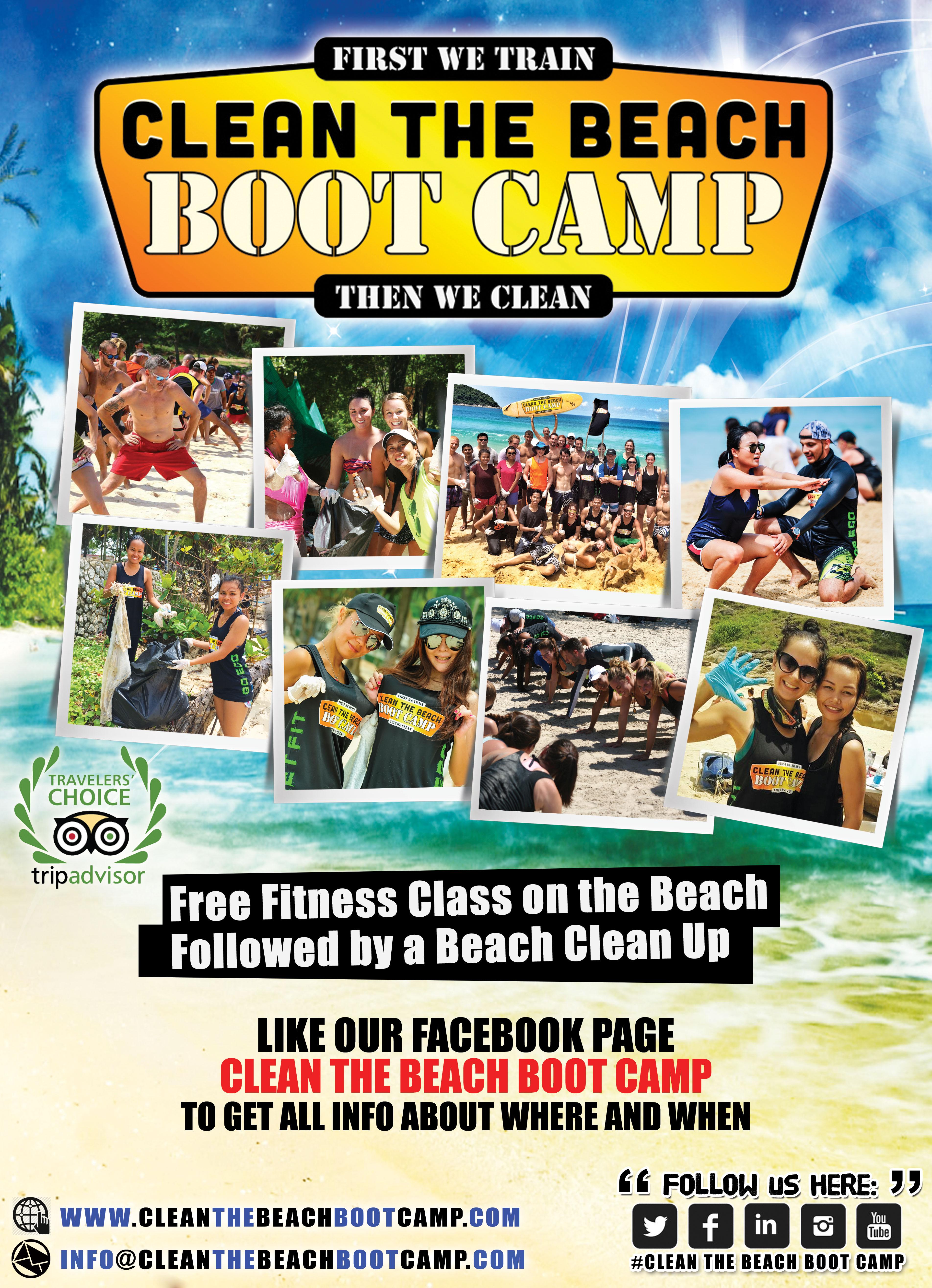 Bootcamp Flyer Phuket Download