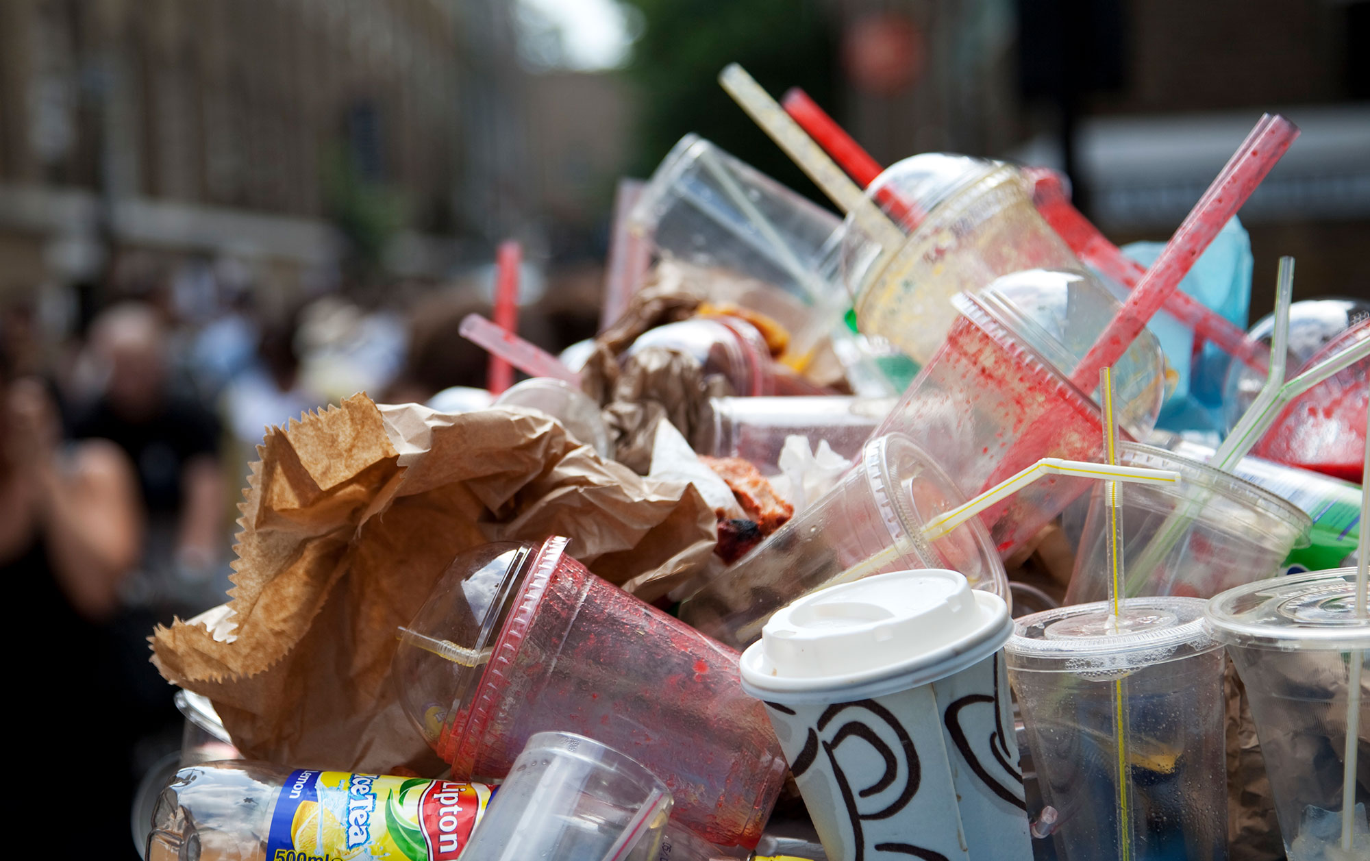 How To Slow Down The Single-Use 'Plastic' Rampage